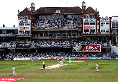The Oval in 2003