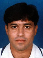Ghulam Mustafa - Player Portrait