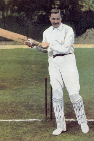Ranji demonstrates a pull