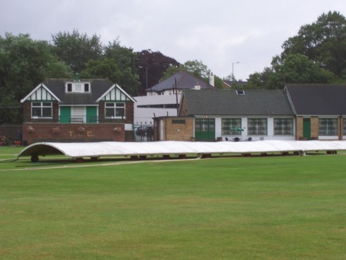 Pavilion at Mandale Bottoms, Thornaby