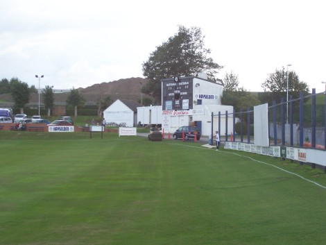 A further view of the ground