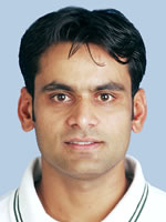 Mohammad Hafeez - Player Portrait