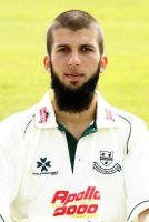 Portrait of Moeen Ali
