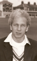 Portrait of David Gower