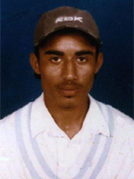 Wasim Ahmed - Player portrait
