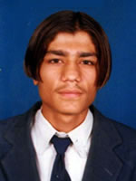 Rashid Hameed - Player Portrait