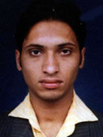 Mohsin Zameer - Player Portrait