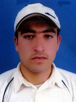 Saeed Khan - Player Portrait