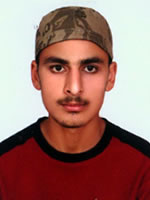 Usman Mir - Player Portrait