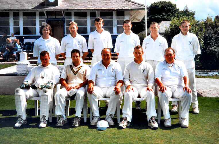 Ramsbottom Cricket Club 2001