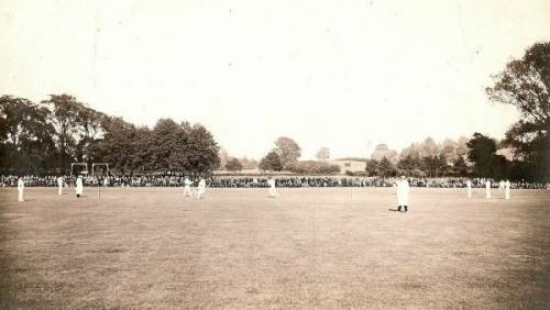 Leicestershire v Sussex in 1920