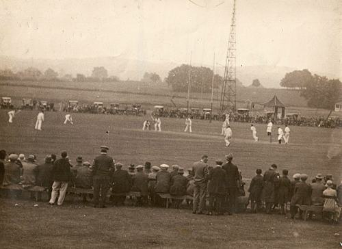 Leicestershire v Glamorgan 1929