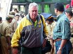 Pakistan Coach Bob Woolmer entering Stadium