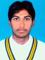 Ali Raza - Player Portrait