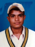 Kamran Khan - Player Portrait