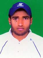 Mohammad Imran - Player Portrait