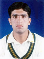 Mohammad Aslam - Player Portrait