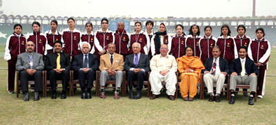 The Quetta Region Women's team