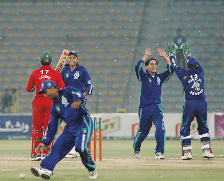 Atif Maqbool and team celebrate