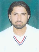 Usman Shamim - Player Portrait