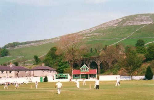 View of Settle CC Ground
