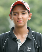 Harpreet Kaur Player portrait