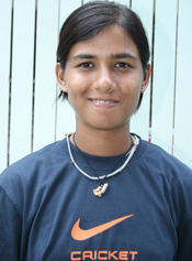 Anagha Deshpande Player portrait