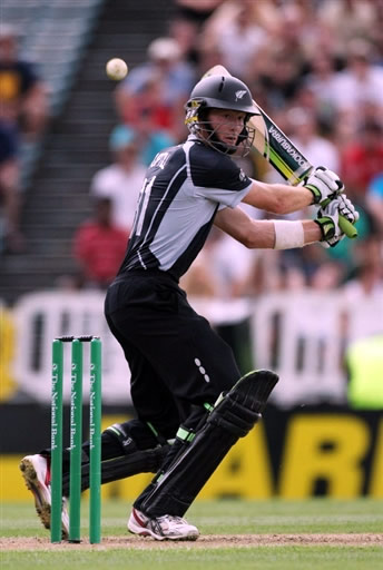 Martin Guptill hits 122* on debut against West Indies