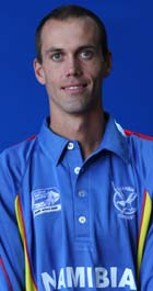 Player Portrait of Bjorn Kotze
