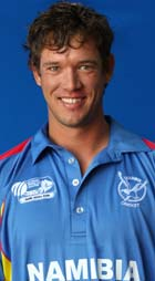 Player Portrait of Gerrie Snyman