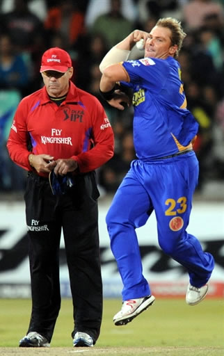 Shane Warne stars in Rajasthan Royals thrilling win over Mumbai Indians