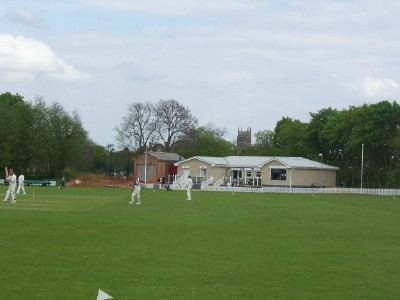 View of Sileby ground
