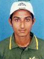 Jawad-ul-Hasnain - Player Portrait