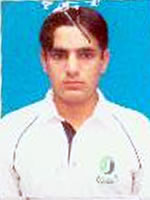 Junaid Mohammad - Player Portrait