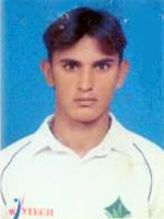 Mohammad Farman - Player Portrait