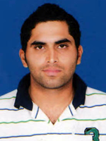 Naved Yasin - Player Portrait