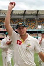 James Pattinson took a five-for on debut