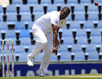 Vernon Philander struck early blows at SuperSport Park