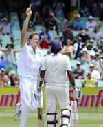 Morne Morkel put an end to Mahela Jayawardene's stay