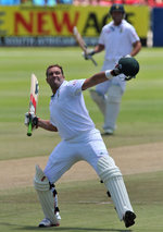 Jacques Kallis is thrilled with his second double-century