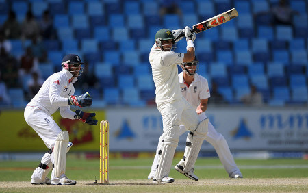 Misbah-ul-Haq shared 87 with Azhar Ali