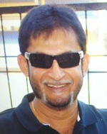 Portrait of Sandeep Patil