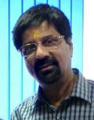 Portrait of K Srikkanth