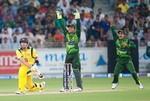 Kamran Akmal and Mohammad Hafeez appeal