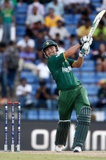 Umar Akmal made 23 runs