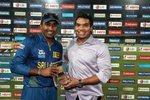 Mahela Jayawardene was the Man of the Match