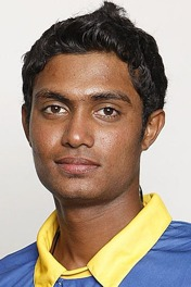 Player Portrait - Dhanushka Gunathilleke