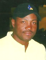Portrait of Brian Lara
