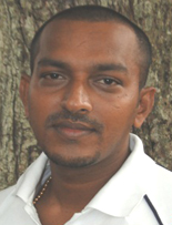 Portrait of Vimal Chandran