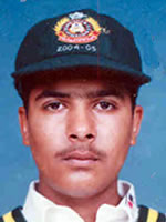 Sharjeel Khan - Player Portrait